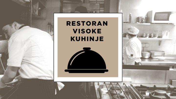 Restorani visoke kuhinje